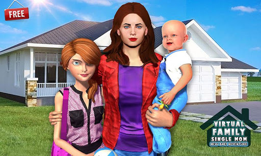 New Baby Single Mom Family Adventure apkdebit screenshots 5