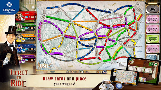 Ticket to Ride for PlayLink 2.7.2-6472-ceb1ea16 Screenshots 3