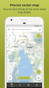 Outdooractive: Hiking & Biking Trails, GPS & Maps 3.7.17
