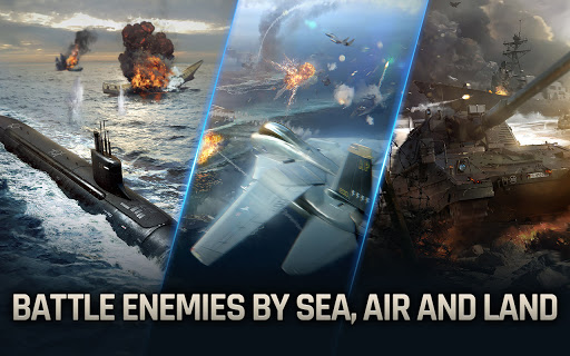 Gunship Battle Total Warfare  screenshots 13