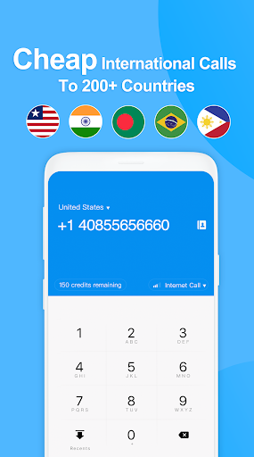 Telos Free Phone Number & Unlimited Calls and Text 2.2.7 Screenshots 5