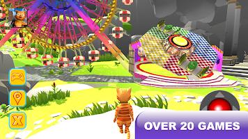 Cat Amusement Park: Idle Asia Theme Park Simulator