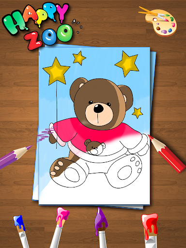 Coloring Book for Kids: Animal apkmr screenshots 8