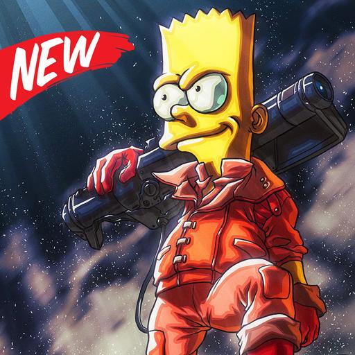 Baixar Bart Art Wallpaper HD para Android