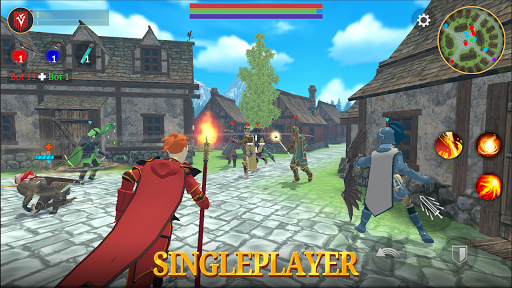 Combat Magic: Spells and Swords  screenshots 4