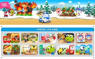 Pororo Job - Kids Game Package