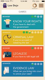 Law Dojo - Learn Law Smarter, Not Harder