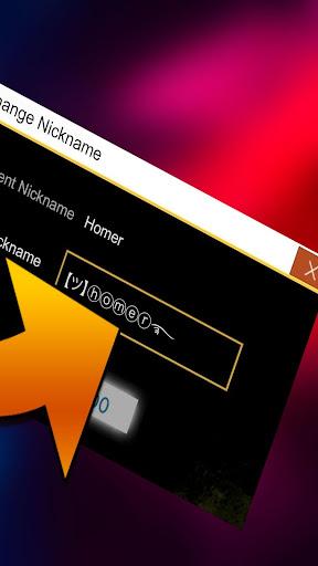 Name Creator For Free Fire, NickName, Name Maker  screenshots 3