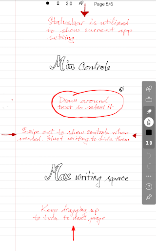INKredible - Handwriting Note 2.5.1 Screenshots 11
