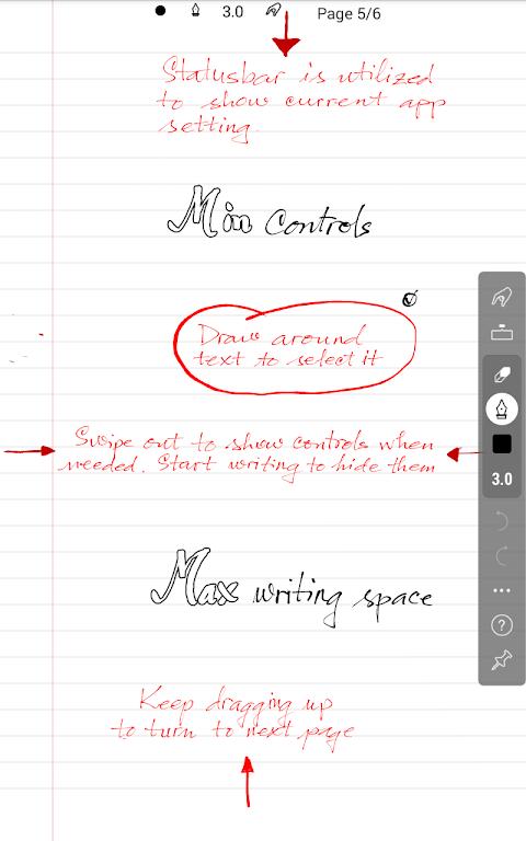 INKredible MOD APK 2.6.2 (Professional Unlocked) - Handwriting Be aware poster 5