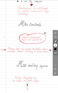 INKredible - Handwriting Note screenshots 6