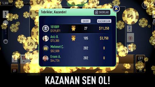 101 Yu00fczbir Okey Elit 1.4.4 screenshots 5