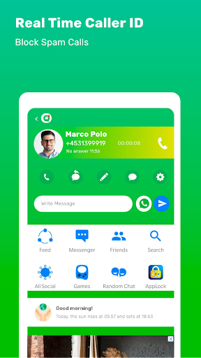 Messenger for Video Call, Video Chat & Random chat  Screenshots 3