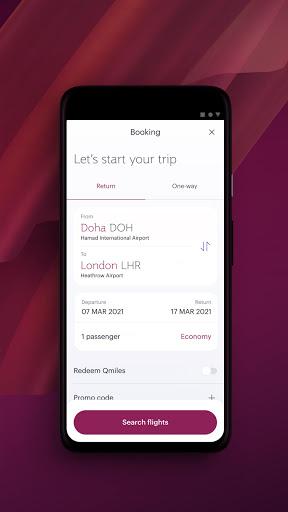 Qatar Airways apktram screenshots 6
