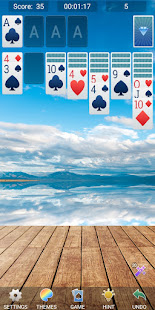 Solitaire Card Games Free 1.0 APK screenshots 7