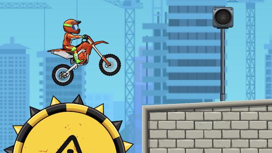 Moto X3M Bike Race Game Apk Son Sürüm 2021 1