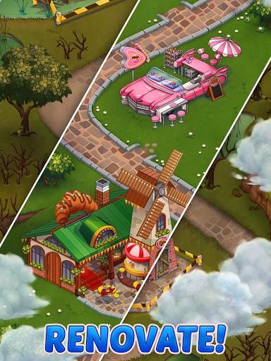 Saras Diner: Merge Farm  screenshots 9