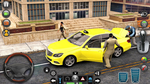 New Taxi Simulator u2013 3D Car Simulator Games 2020 33 Screenshots 1