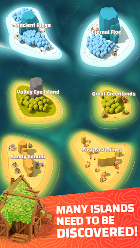 Idle Islands Empire: Idle Clicker Building Tycoon 0.9.5 screenshots 11