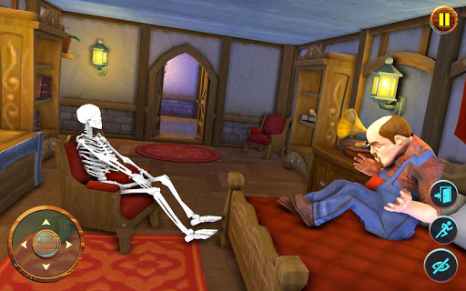 Scary Stranger 3D modavailable screenshots 7