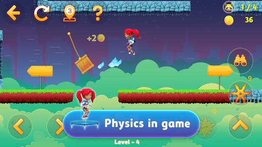 Tricky Liza: Adventure Platformer Game Offline 2D 1.1.41 screenshots 18