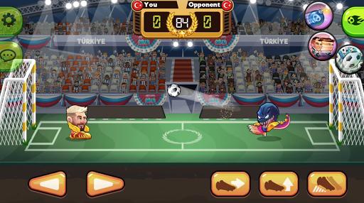 Code Triche Head Ball 2 (Astuce) APK MOD screenshots 6