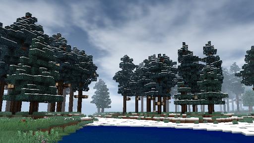 Mini Craft - New MultiCraft Game 11.0 screenshots 1