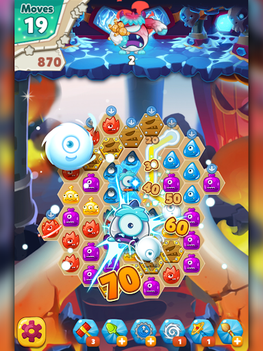 Monster Busters: Ice Slide 1.0.77 screenshots 15