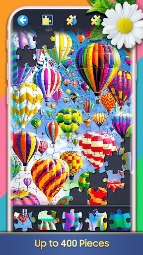 Jigsaw Puzzles World - puzzle games Apkfinish screenshots 4