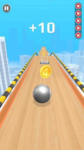 Sky Rolling Ball 3D  screenshots 1