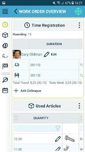 スマートワークオーダーアプリ