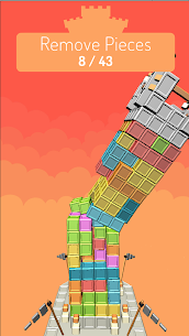 Castle Puzzle – The Perfect Jenga Tower Game 0.0.3 [Mod + APK] Android 3
