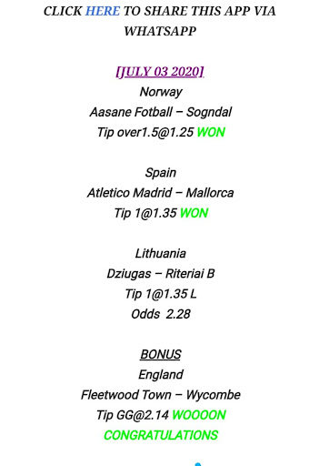 BetPawa Soccer Predicts 9.8 screenshots 5