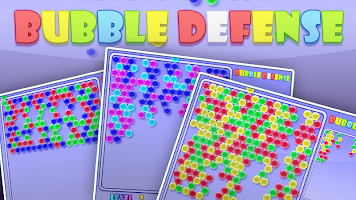 Bubblez: Bubble Defense Free