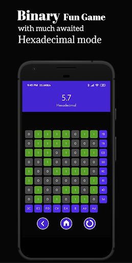 Binary Funu2122: Number System Game 9.0-Free screenshots 10