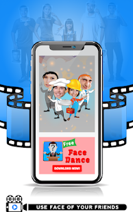 Face dance Screenshot