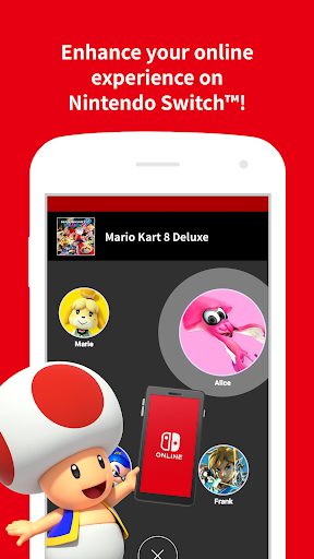 Nintendo Switch Online 1.10.1 Screenshots 1