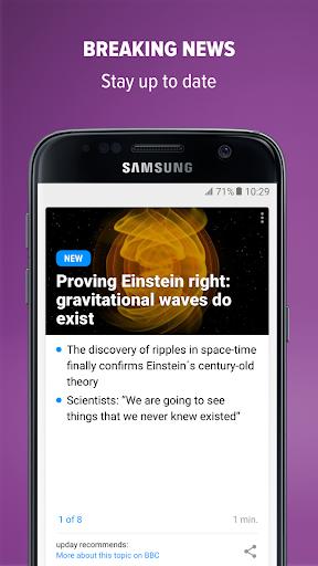 upday for Samsung apktram screenshots 3