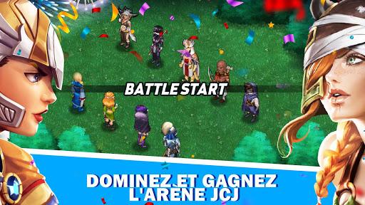 Télécharger Shop Heroes: Magnat des RPG apk mod screenshots 5