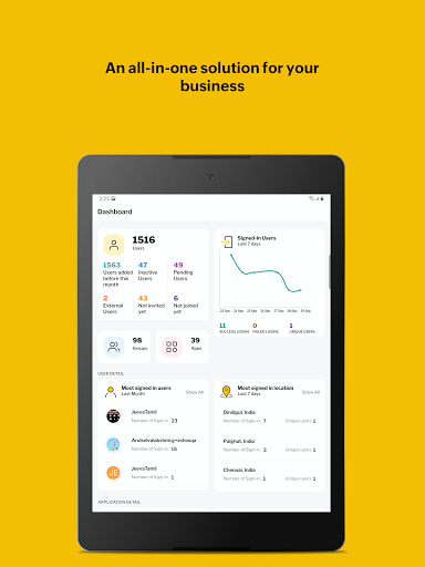 Foto do Zoho One - The Business Suite