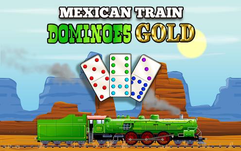 Mexican Train Dominoes Gold 2.0.9-g Screenshots 15