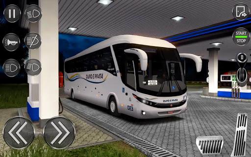 City Coach Bus Driving Sim : Bus Games 2020 0.2 Screenshots 14