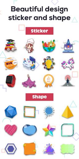 Poster Maker 2021 - Create Flyers & Posters  Screenshots 7