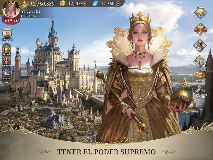 Captura de Pantalla 3 de King's Choice para android