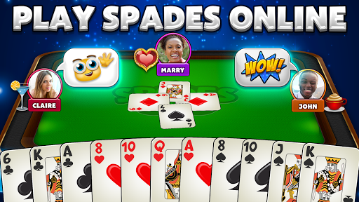 Spades Plus - Card Game screenshots 2