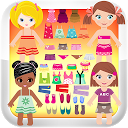 Dress Up Game 4 Girls