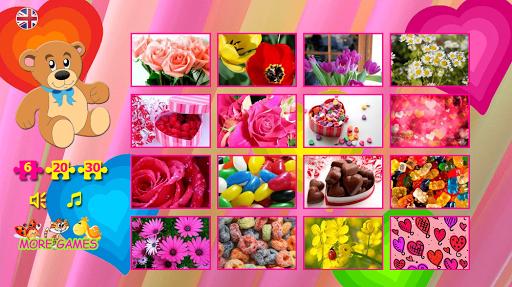 Children's puzzle screenshots 2