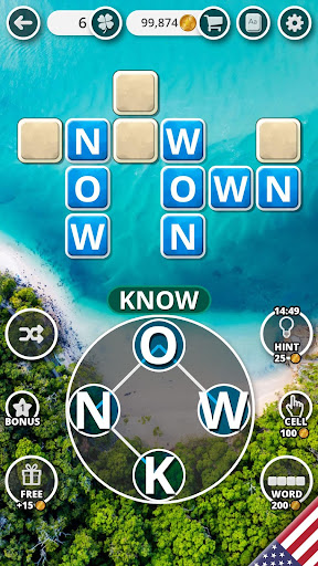 Word Land - Crosswords 1.65.43.4.1848 screenshots 2
