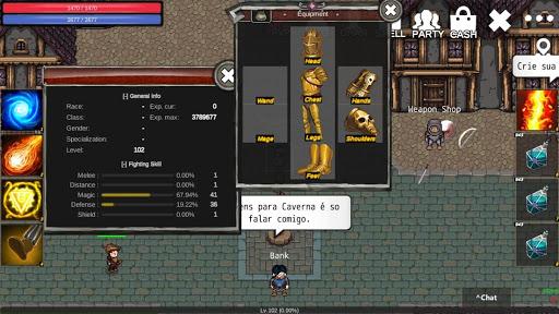 Arcadia MMORPG online 2D like Tibia  screenshots 20