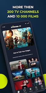 Kyivstar TV: HD movies, cartoons, TV series online 1